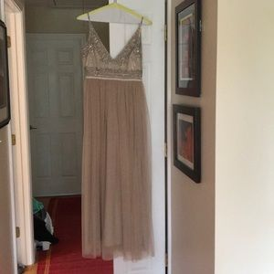 Prom Dress from BHLDN